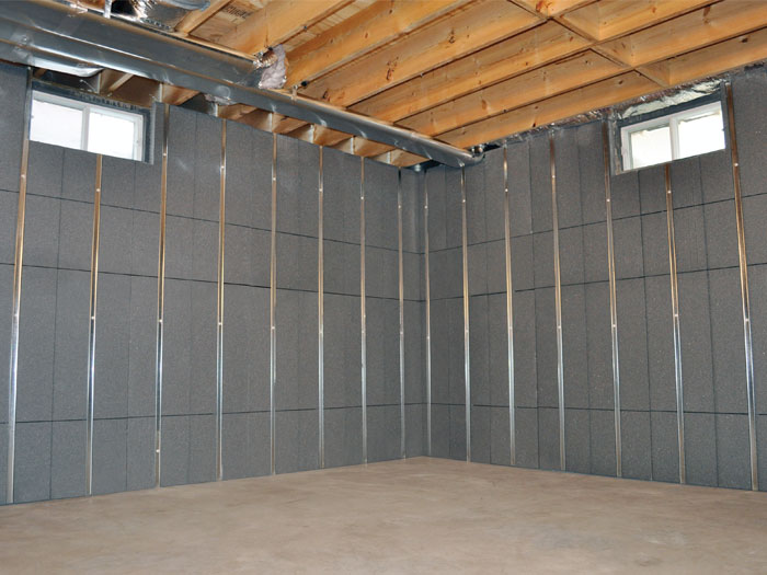 Insulated Basement Wall Panels Basement Wall Insulation