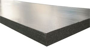 SilverGlo™ crawl space wall insulation available in Saint-michel