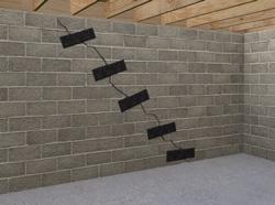 CarbonArmor® Réparation de mur dans Laval, Longueuil et Sherbrooke