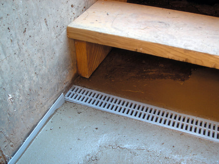French Drain Systems For Qc Basements | Professional Installation Of